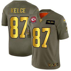 Kansas City Chiefs Travis Kelce Jersey (7)
